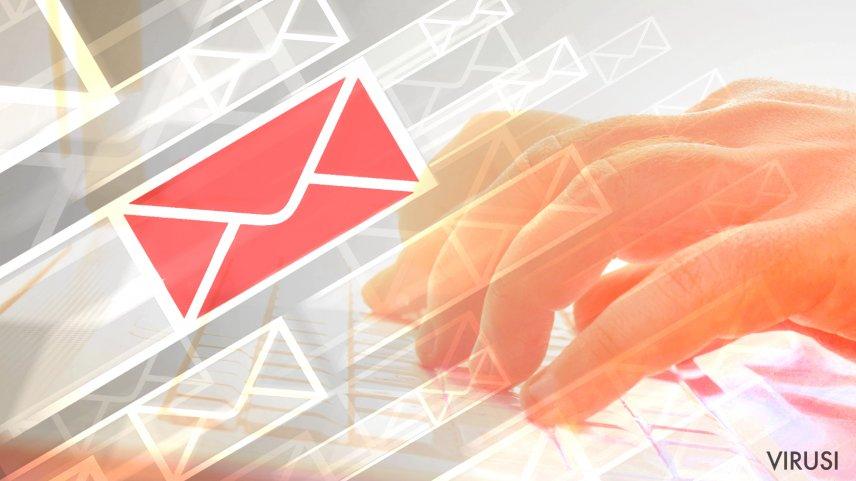 Kako identificirati e-poštu zaražen virusom?