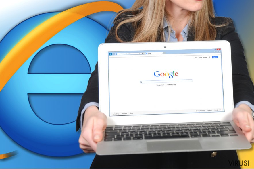 Kako resetirati Internet Explorer? fotografija