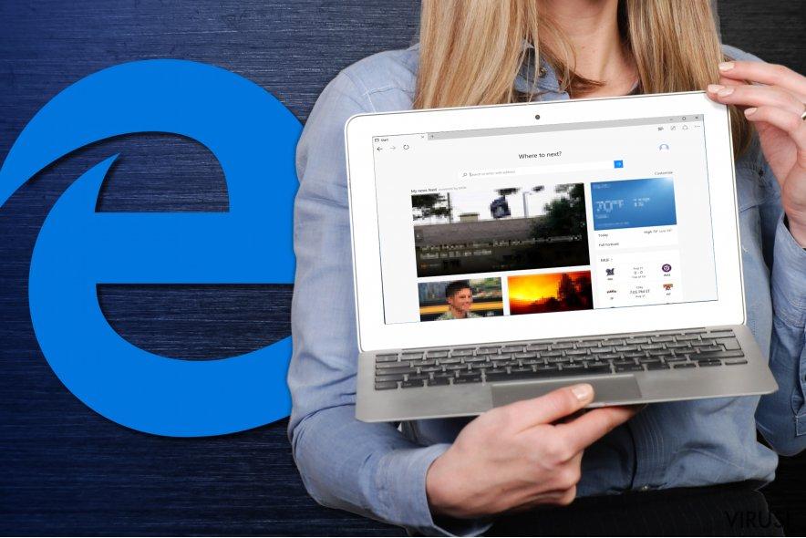 Kako resetirati Microsoft Edge?