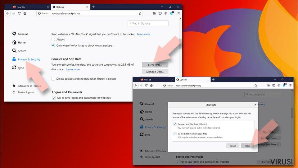 Resetirajte Mozillu Firefox