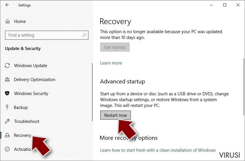 Ransomware: Ručno uklanjanje ransomware programa u Safe Mode načinu rada