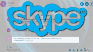 Malicious links signal another Skype virus outbreak