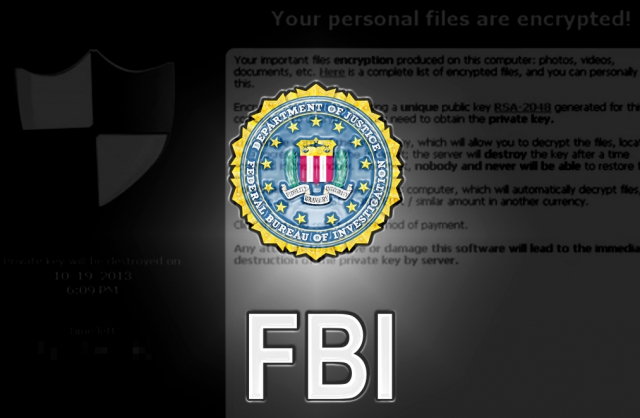FBI warns of rise in ransomware attacks