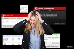 Što činiti kad anti-spyware program ne uspije ukloniti infekciju?