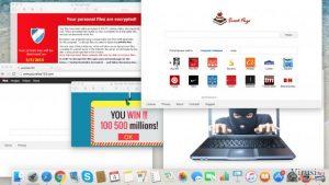 Cyber prijetnje na koje biste morali pripaziti ove godine: adware programi, otimači preglednika i ransomware virusi