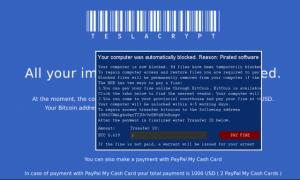 Ransomware: web stranice i banke koje su među zadnjim metama