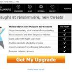 Malwarebytes Anti Malware fotografija