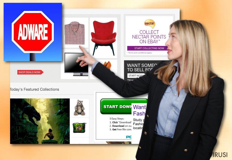 Albireo reklame fotografija