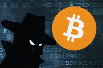Bitcoin virus