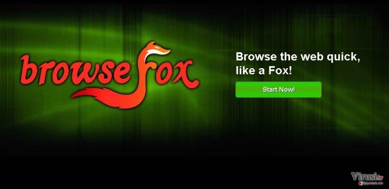 BrowseFox fotografija