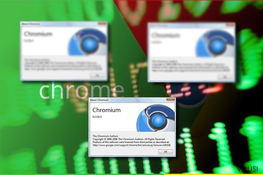 Chromium virus