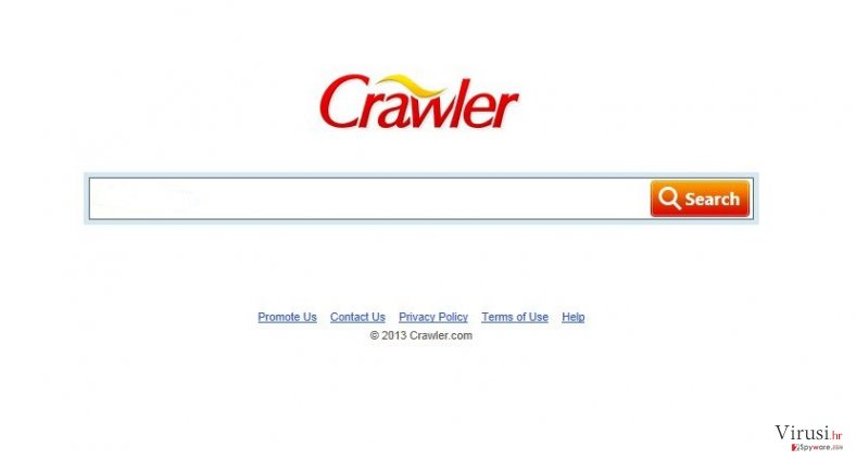 Crawler fotografija