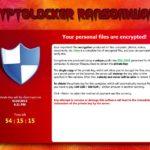 CryptoLocker fotografija