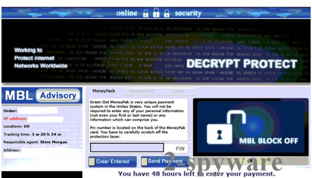 Decrypt Protect virus fotografija