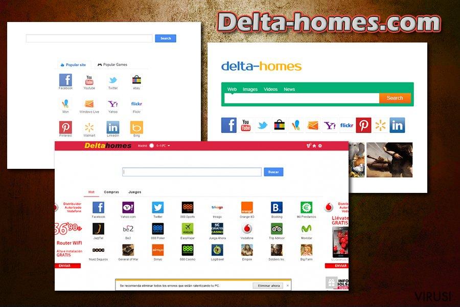 Delta-homes.com fotografija