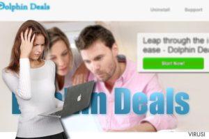 Dolphin Deals reklame