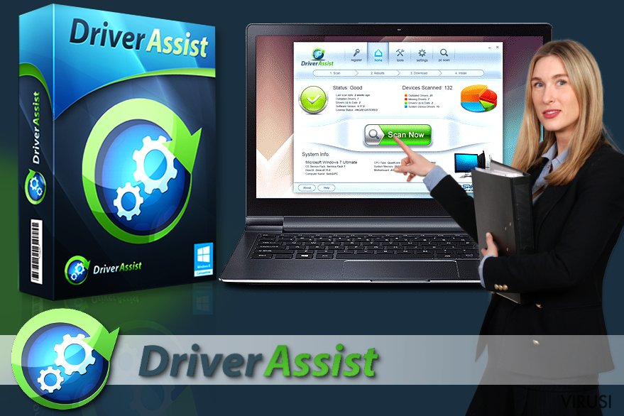 DriverAssist softver