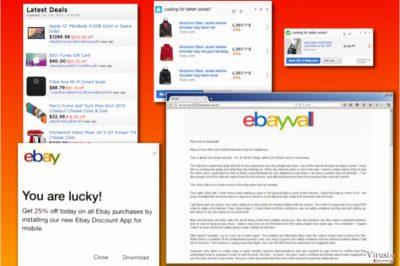 Verzije eBay virusa