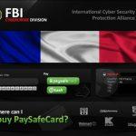 FBI Cybercrime Division virus fotografija