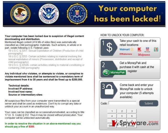 Kovter ransomware fotografija