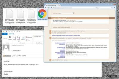 Slika Lukitus ransomware virusa