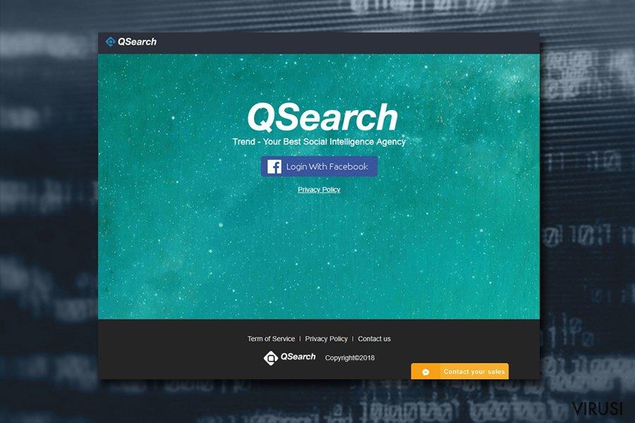 Mac virus QSearch