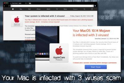 Mac virus - Vaš Mac zaražen je s 3 virusa