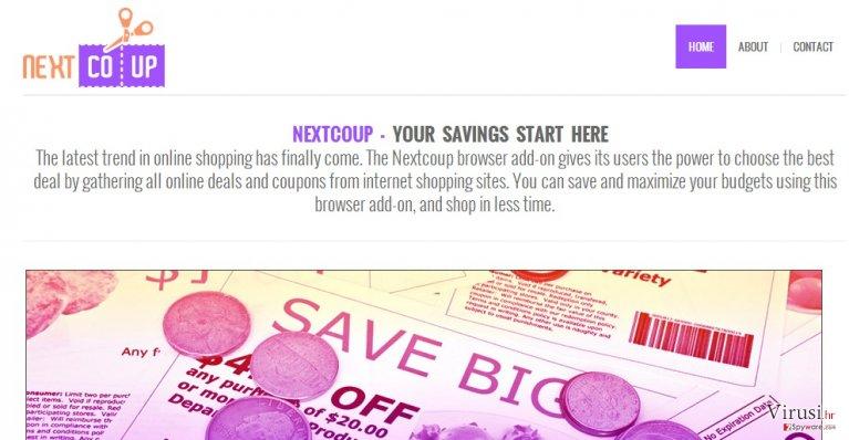NextCoup reklame fotografija