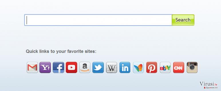 Search.myway.com virus fotografija