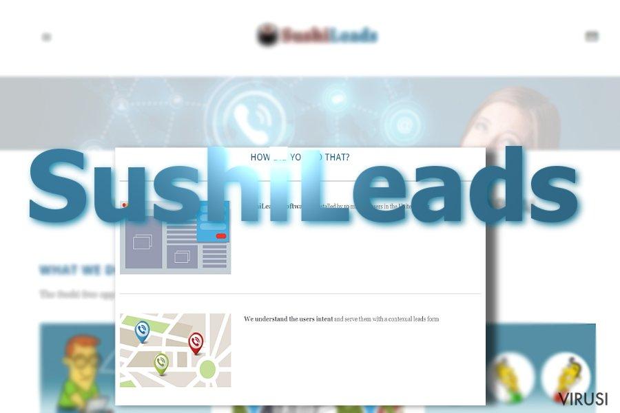 Reklame od SushiLeads fotografija