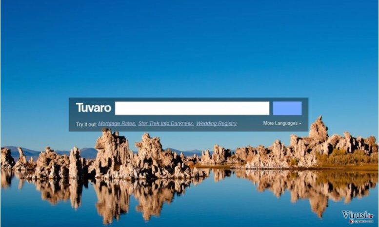 Tuvaro virus fotografija