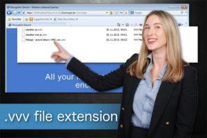 .vvv virus ekstenzije datoteke
