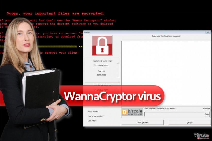 WabbaCryptor ransomware virus
