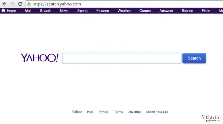 Yahoo Community SmartBar fotografija