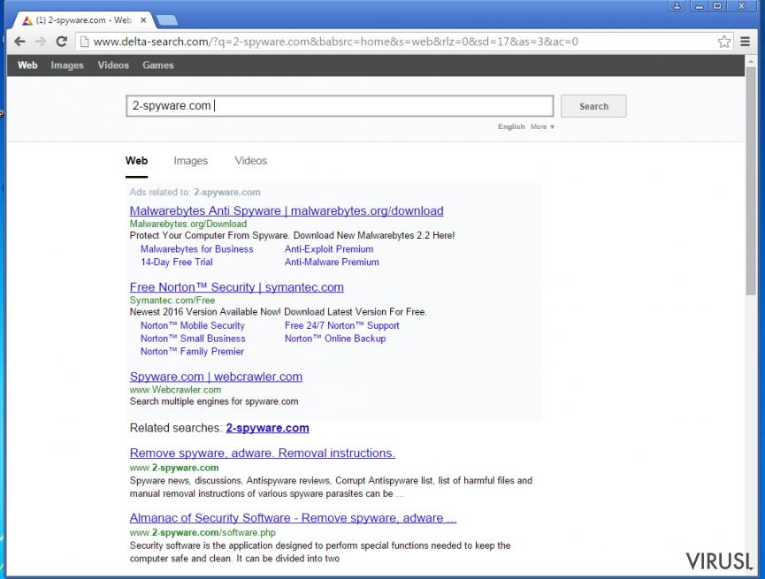 Virus Yahoo koji preusmjerava preglednik fotografija